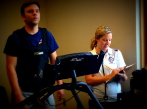 fitness testing picture