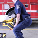Video: the #1 key to preventing firefighter back injuries while lifting
