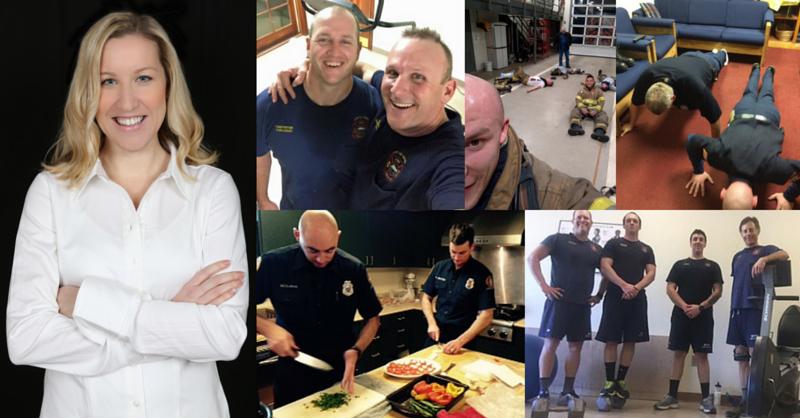 Firefighter Wellness Training